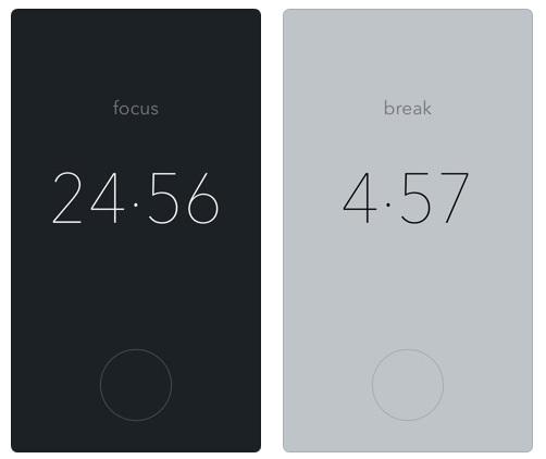 تطبيق FocusTime