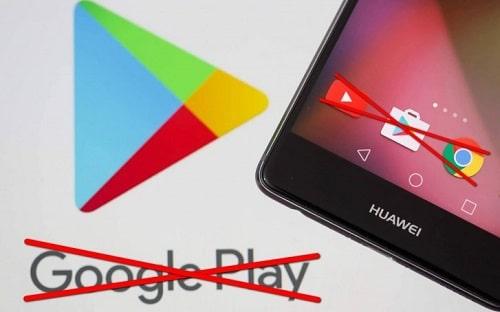 تقرير - هواتف هواوي Mate 30 لن تأتي بتطبيقات جوجل أو متجر بلاي ستور