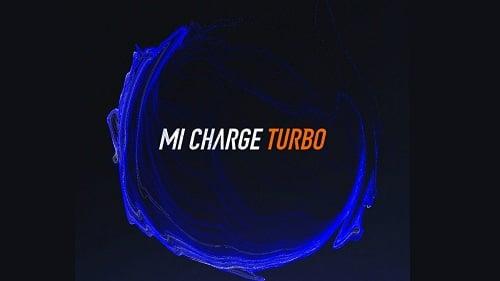 شاومي تعلن عن Mi Charge Turbo - أسرع تقنية شحن لاسلكي بقوة 30 واط