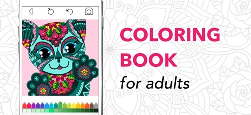Coloring Book كتب تلوين للكبار