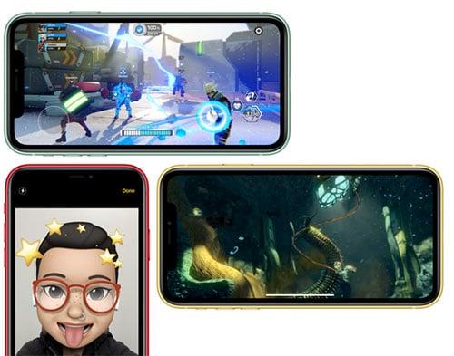 شاشة iPhone 11