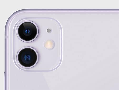 كاميرا آيفون 11