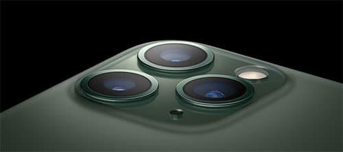 كاميرا iPhone 11 Pro - iPhone 11 Pro Max