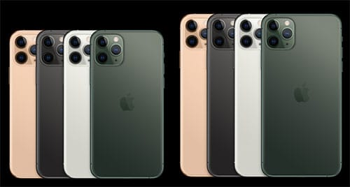 iPhone 11 Pro - iPhone 11 Pro Max