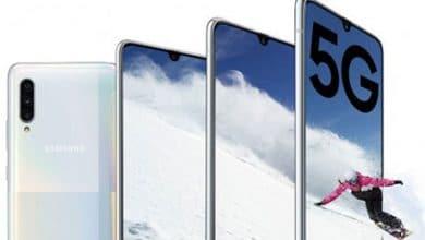 سامسونج تكشف رسمياً عن هاتف جالكسي A90 الداعم لشبكات الجيل الخامس وكاميرا 48 ميجابكسل!