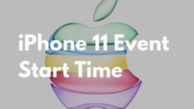 كيف تشاهد مؤتمر آبل للإعلان عن آيفون 11 مباشرة عبر الإنترنت؟