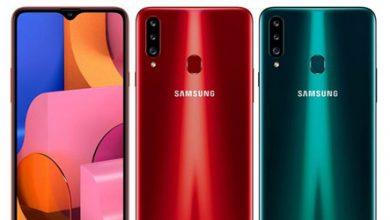 سامسونج تكشف رسمياً عن هاتف جالكسي A20s - المواصفات الكاملة!