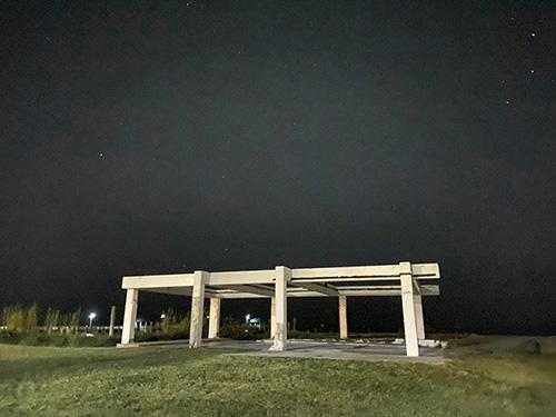 التصوير الليلي في كاميرا آيفون 11