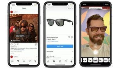 Photo of تطبيق انستجرام يقدم ميزة التسوق المعزز عبر الهاتف لتجربة المنتجات قبل الشراء