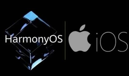 هواوي تخطط لمنافسة نظام iOS بنظام تشغيل HarmonyOS الجديد