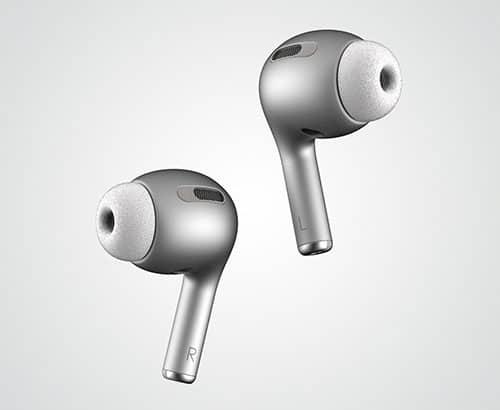 سماعات Apple AirPods 3 القادمة