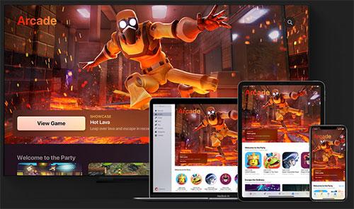 خدمة الألعاب آبل أركيد Apple Arcade : كل ما تود معرفته!