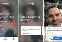 Photo of جوجل تطلق تطبيق Cameos on Google الجديد للمشاهير حول العالم!
