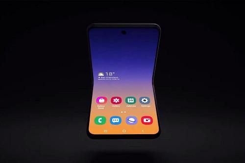 سامسونج تعلن عن تصميم Galaxy Fold 2 هاتف جديد قابل للطي