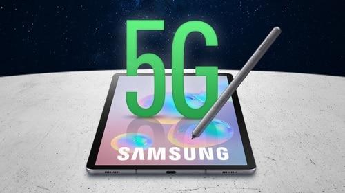 تابلت Galaxy Tab S6 سيكون أول جهاز لوحي مع اتصال 5G