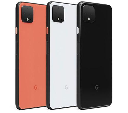 هواتف جوجل بكسل 4 وبكسل 4 XL : التصميم