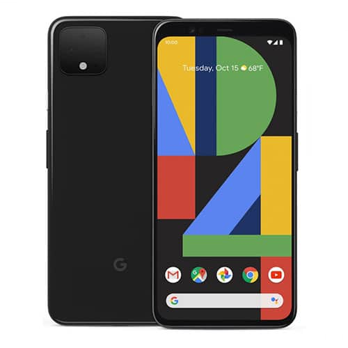 Google Pixel 4 / 4XL Black