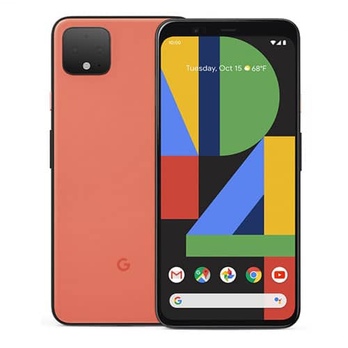 Google Pixel 4 / 4XL Orange