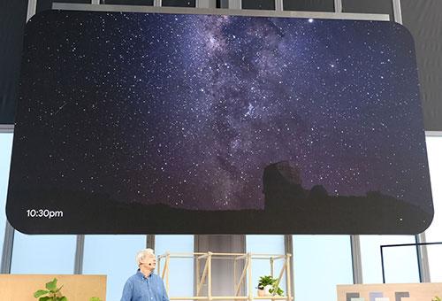تصوير السماء بكاميرا جوجل بكسل 4