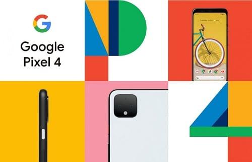 مؤتمر جوجل - الإعلان عن هواتف بكسل 4 وبكسل 4 XL