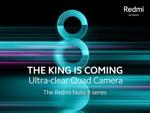 شاومي تستعد لإطلاق سلسلة ريدمي نوت 8 في الأسواق العربية