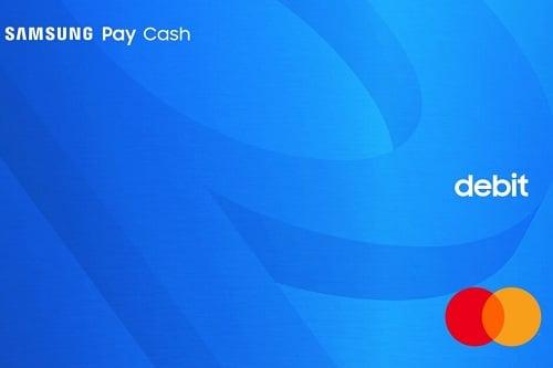 سامسونج تطلق بطاقة Samsung Pay Cash المنافسة لآبل كارد
