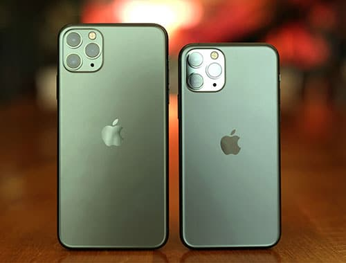 اختيار هواتف آيفون 11 برو و برو ماكس كأفضل هواتف ذكية لهذا العام!