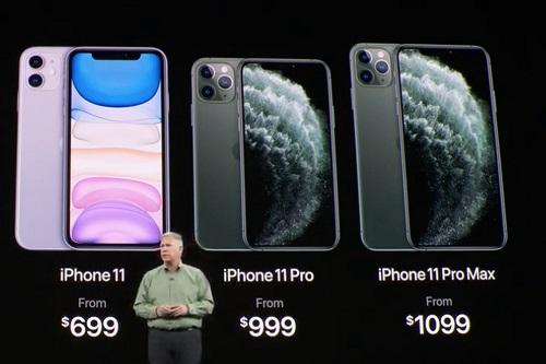 أسعار هواتف ايفون 11 وايفون 11 برو