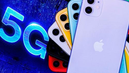 هواتف ايفون 12 سوف تأتي بمعالج 5 نانومتر ودعم شبكات الجيل الخامس 5G