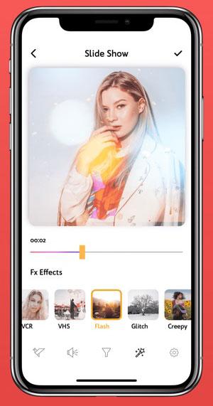 تطبيق SlideShow Maker لتحويل الصور إلى مقاطع فيديو مميزة، للآيفون والآيباد!