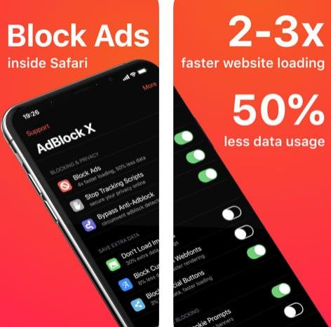 تطبيق AdBlock Pro لحجب الإعلانات المزعجة