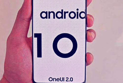 Android 10 for Galaxy S9