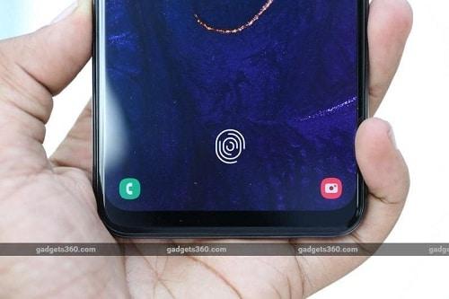 هاتف جالكسي A50 يحصل على تحديث جديد لتحسين أداء مستشعر البصمة