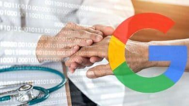 صورة مشروع جوجل السري Google Nightingale يستغل بيانات المرضى!