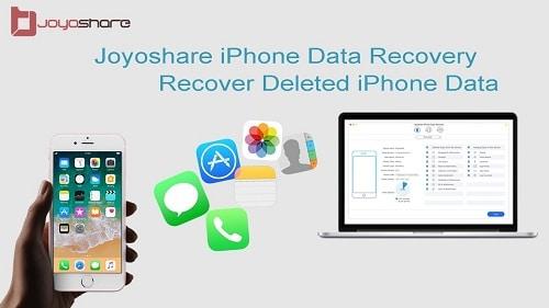 برنامج Joyoshare iPhone Data Recovery إستعادة الملفات المحذوفة على iOS
