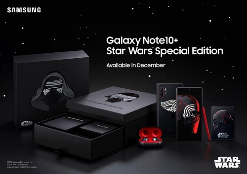 Note 10+ StarWars Edition