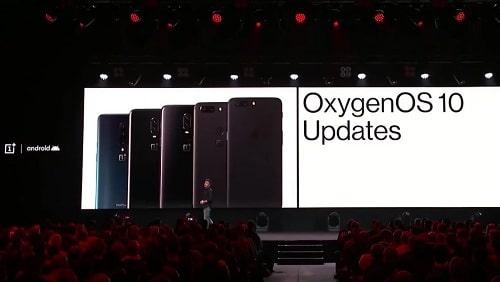 هاتفي OnePlus 6 و 6T يحصلان على الإصدار الثابت من تحديث اندرويد 10
