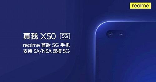 Realme X50 / X50 5G