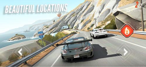 لعبة Rebel Racing - سباق سيارات