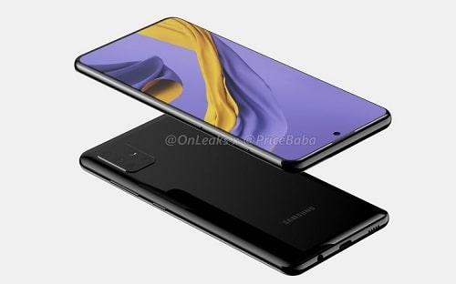بالصور - أول ظهور لهاتف Samsung Galaxy A51 مع هذا التصميم المميز!