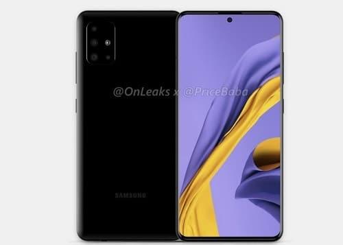 اقتراب موعد الإعلان عن هاتف سامسونج Galaxy A51 الجديد