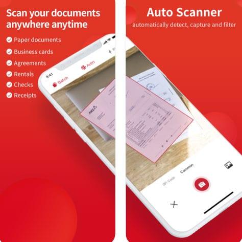 تطبيق ScannerHD Pro لمسح الأوراق رقمياً