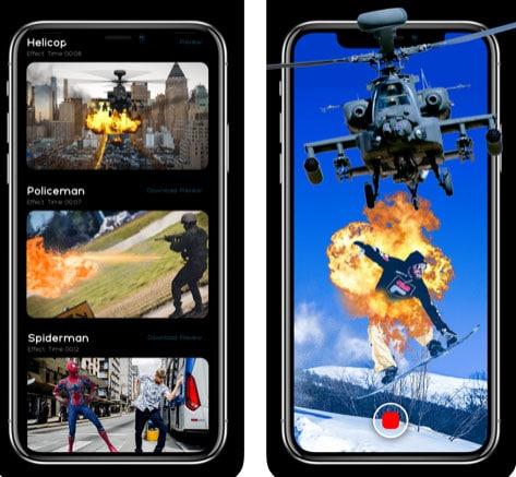 تطبيق Video Fx - لتعديل مقاطع الفيديو وعمل تأثيرات وخدع سينمائية!