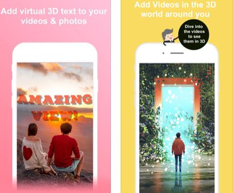 تطبيق Vxcam لتعديل الفيديو