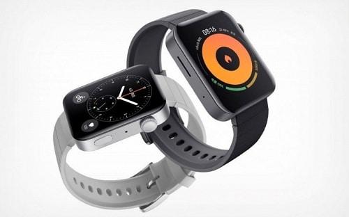 ساعة شاومي الجديدة Xiaomi Mi Watch