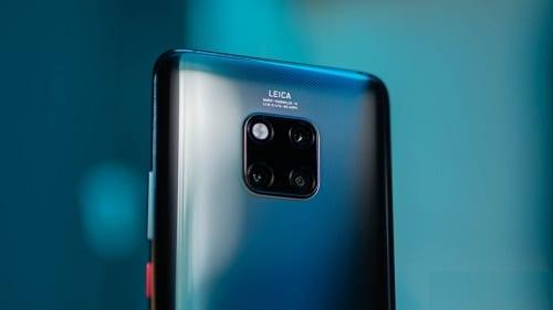هاتف هواوي ميت 20 برو يبدأ في تلقي الإصدار الثابت من تحديث اندرويد 10