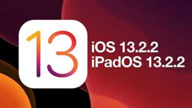 Photo of إطلاق تحديث iOS 13.2.2 لإصلاح مشكلة القفل المتكرر للتطبيقات ومشاكل أخرى!