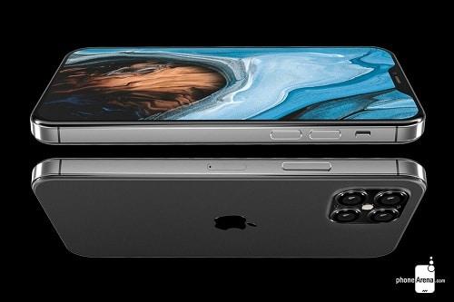 بالصور - هذا هو التصميم المتوقع لجهاز iPhone 12 !