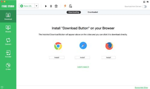iTube PlayList Downloader