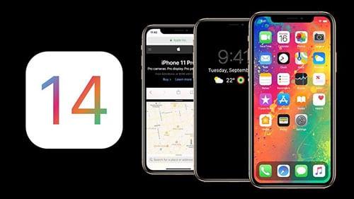 تحديث iOS 14 - تصميم متخيل للشكل والمزايا المتوقعة!